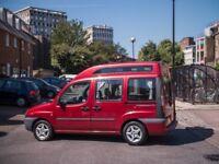 Fiat Doblo CAMPER CONVERSION Fantastic condition - 82,000 miles
