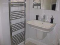 Roca, The Gap sink, semi Pedestal base, matching Bristan Quadrato tap. Price Reduced to sell £100!!