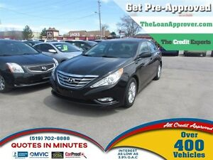 2011 Hyundai Sonata GLS * POWER ROOF * HEATED SEATS * LOW KMS