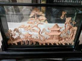 Diorama Cork Carvings Full Collection