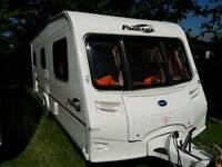 Bailey Pageant Series 5 Caravan 6 berth