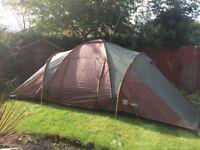 Skandika Silverstone XXL 6 Man Family Tent RRP: £249.99