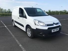 2012 Citroen Berlingo 1.6hdi Enterprise