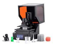 Resin 3D Printer - Monoprice mini sla 2k screen £135 (Half price)