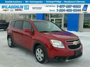 2013 Chevrolet Orlando 4dr Wgn LT w/1LT