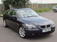 2004 (04 reg), BMW 5 Series 2.5 525d SE 4dr