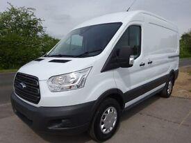Ford Transit New Shape Jumbo L4 H3 125 Fridge Van