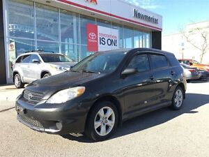 2006 Toyota Matrix CERTIFIED & ACCIDENT FREE