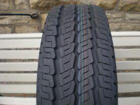 Continental Vanco Camper tyre 215 70 R15 CP. New unused tyre and new unused rim