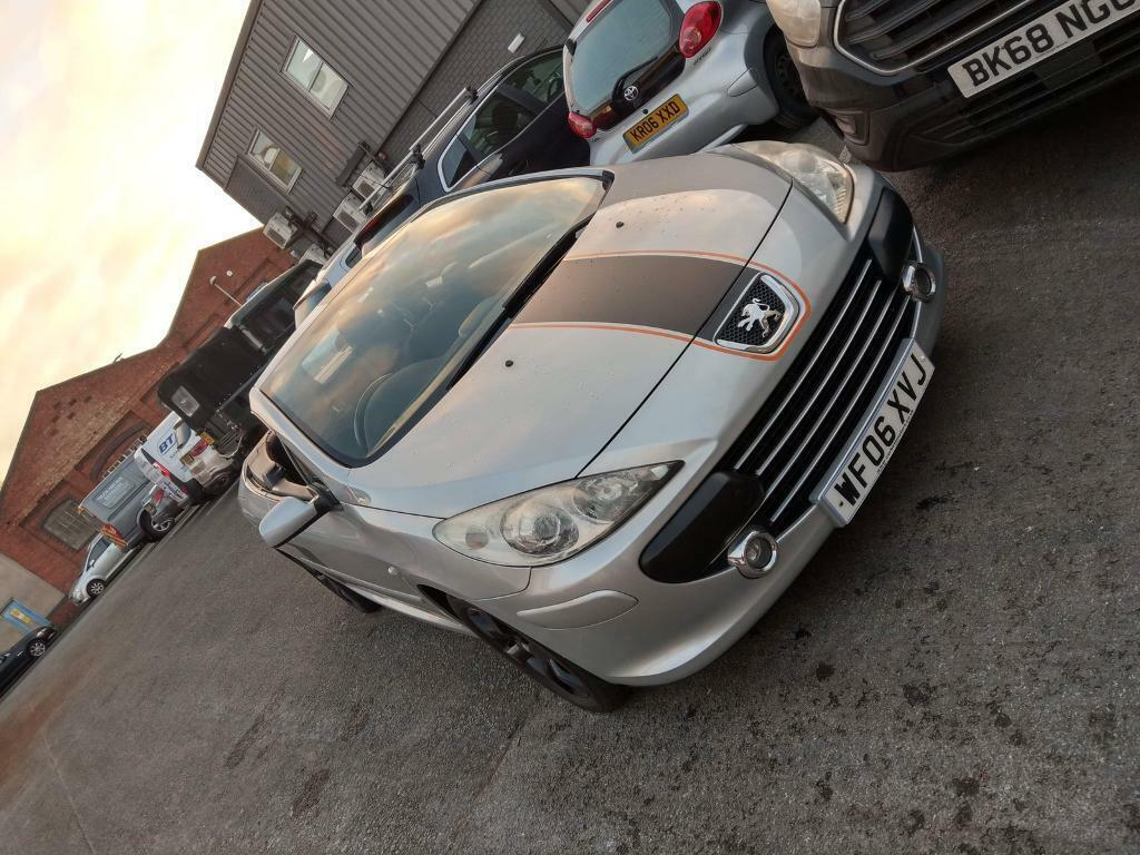 Peugeot cc307. Very good condition.