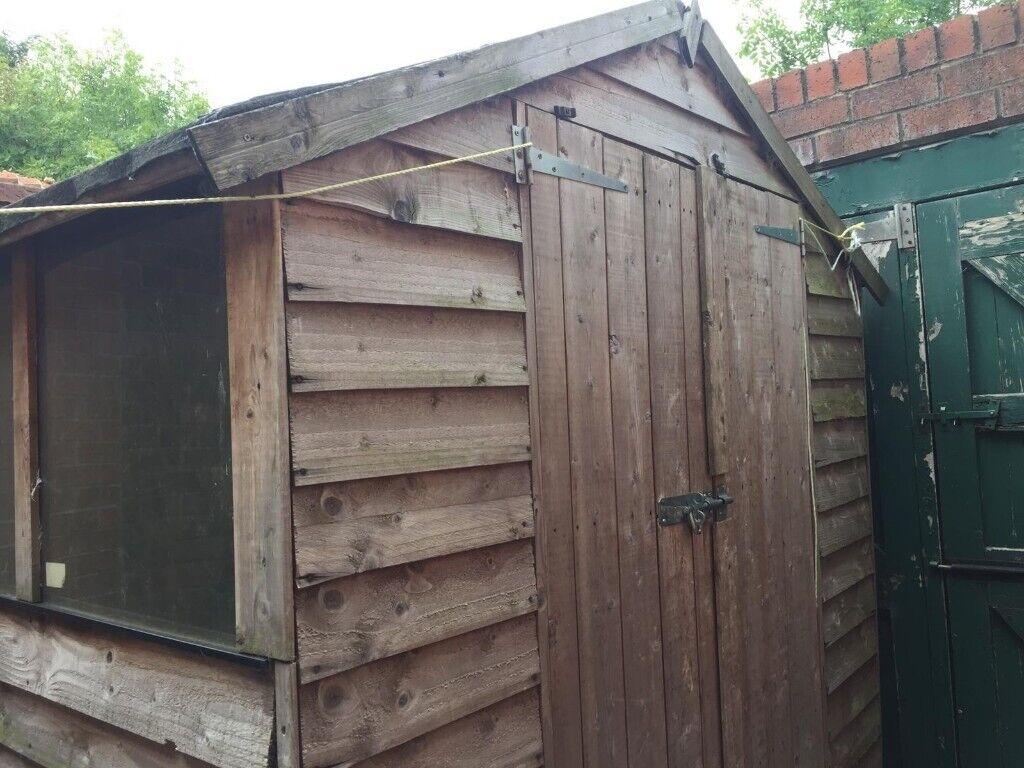 Wooden garden shed | in Gateshead, Tyne and Wear | Gumtree