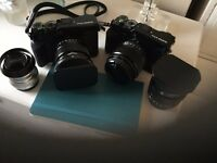 Trade a new Xpro2 with lenses for a Leica M9P