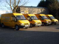 SELF DRIVE VAN HIRE BUSINESS FOR SALE - GALASHIELS