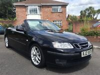 2007 SAAB 93 1.9 TID VECTOR 150BHP SPORT ** CONVERTIBLE ** ALL MAJOR CARDS ACCEPTED