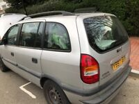 Vauxhall Zafira 2.0dti Spares and Repairs ..dont start