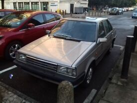 Nissan Sunny Rare 1 of 3 left in the uk