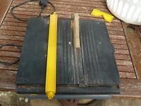 Electric Tile Cutter £15