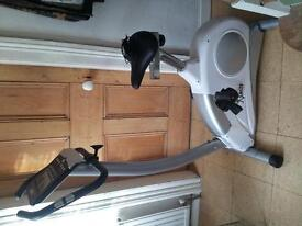 Exercise bike electric, very good condition