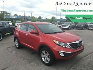 2011 Kia Sportage EX * HEATED POWER SEATS * SAT RADIO