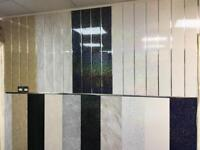 PVC PANEL FOR WALLS AND CEILING BATHROOM KITCHENS SHOWER COMMERCIAL