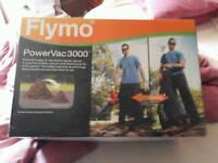 Flymo 3000 3 in one blow vac