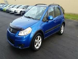 2007 Suzuki SX4 Convenience AWD