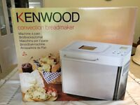 Kenwood convection breadmaker