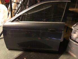 Jaguar S Type 2006 Passenger Front and Back Door - Slate Grey - VGC