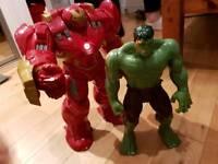Marvel / DC toy bundle