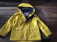 Boys M&S coat 5-6