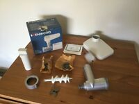 KENWOOD CHEF Mincer Attachment LITTLE USED BARGAIN!!!