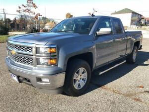2015 Chevrolet Silverado 1500 LT|4x4|Accident Free|One Owner|Cre
