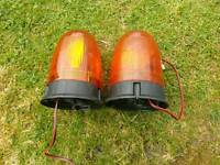 Flashing beacon lights 12v 24v