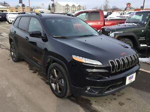 2016 Jeep Cherokee North 75TH ANNIVERSARY V6
