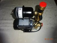 water booster pump