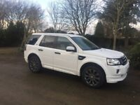 **REDUCED** 2014 Land Rover Freelander SD4 Dynamic Auto