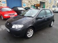 2006 FIAT PUNTO ACTIVE 1.2 5 DOOR (PX TO CLEAR) QUICK SALE!! 12 MONTHS M.O.T