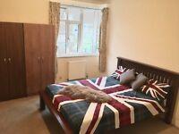 Double room, ensuite, Swiss Cottage, Regent's Park, central London, Camden Market, South Hampstead