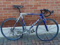 Trek 5200 Carbon fibre mens bike