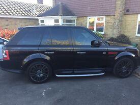 Range Rover Sport HSE, Facelift Model - Real Head Turner