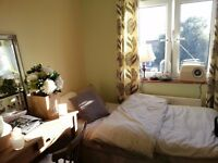 ---Nice clean room for girls -- all bills included - available now - URGENT----