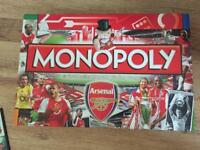 Arsenal Monopoly board game