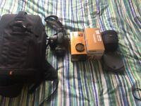 Sony A290 DSLR Full Kit