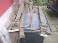 spec frame restraints used condition