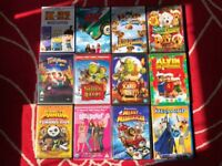 DVDs-Children's Mixed Collections-Very Good Conditions