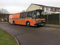 Racing Converted Stockcar Bus