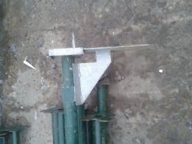 1 STRONG BOY acrow props (masonry support)