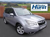 Subaru Forester D XC (silver) 2013-11-05
