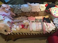 Baby girl clothes 0-3 months!!!! Great offer!!!