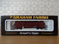 Graham Farish N Gauge - 373-826 - 104 Tonne BRA Steel Strip Carrier 'EWS'